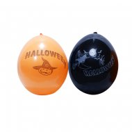 8 Ballons Halloween