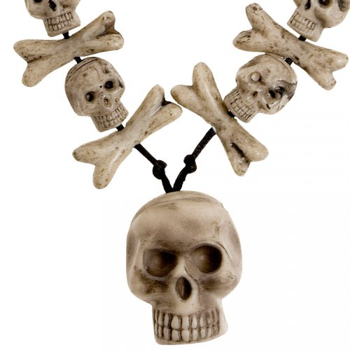 Collier Têtes de Mort