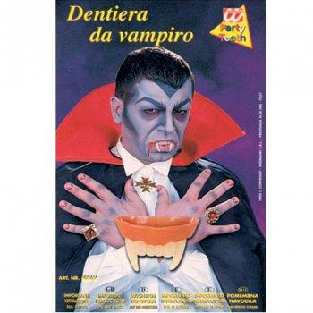 Dents de Vampire Phosphorescent