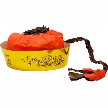 chapeau mandarin chinois en carton pour l 39 anniversaire de votre enfant annikids. Black Bedroom Furniture Sets. Home Design Ideas