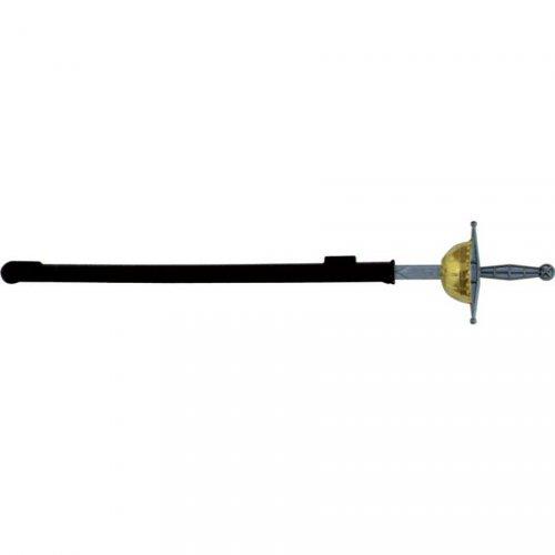 Epée de Mousquetaire avec fourreau
