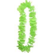 Collier hawaïen vert