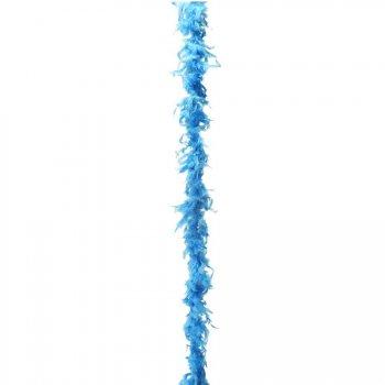 Boa plumes Turquoise
