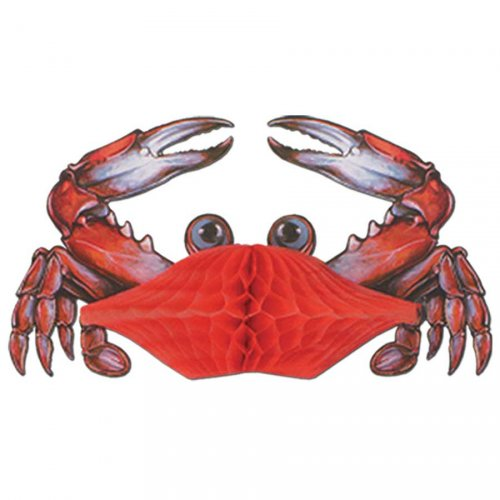 Centre de table crabe