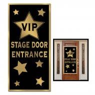 Affiche de porte VIP