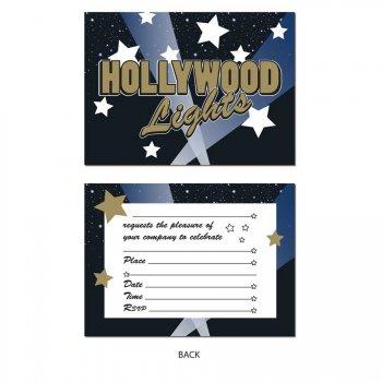 8 Invitations Hollywood