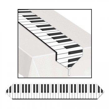 Chemin de table Piano