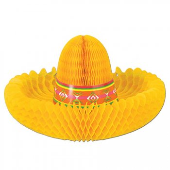 Centre de table Sombrero