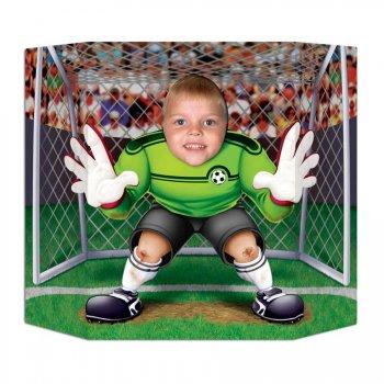 Fun photo Foot - Goal