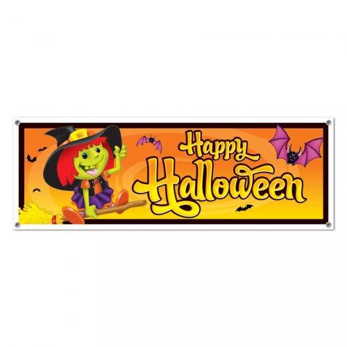 Affiche murale Happy Halloween