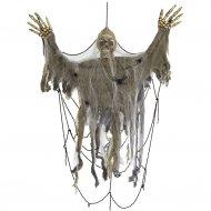 Squelette dans Toile d'araignée (90 cm)