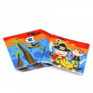 20 Serviettes Bande de Pirates