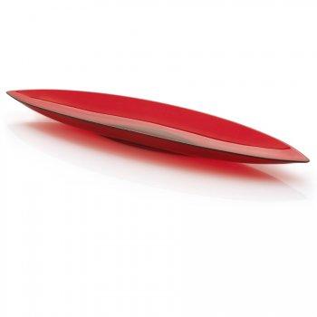 Plat Apéritif Barque Rouge