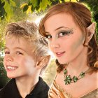 Maquillage latex Oreilles d'Elf (enfant)