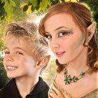 Maquillage latex Oreilles d'Elf (enfant)
