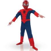 Déguisement Spiderman Ultimate 3D rembourré Taille 7-8 ans