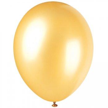 50 Ballons Or
