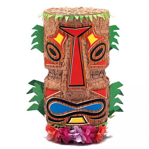 Pinata Tiki - Totem Hawaï