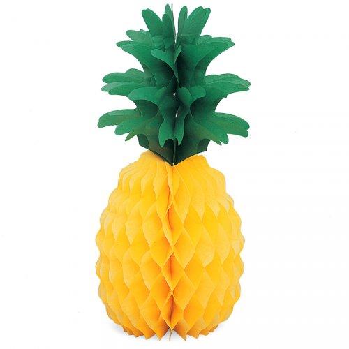 Décoration Ananas 3D (35 cm)