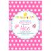 Invitation à personnaliser - Baby Shower Fille. n°2