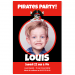 Invitation à personnaliser - Pirate Party Photo. n°2
