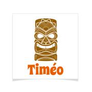 8 Tatouages à personnaliser - Tiki