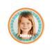 Badge à personnaliser - Maeva Photo. n°2