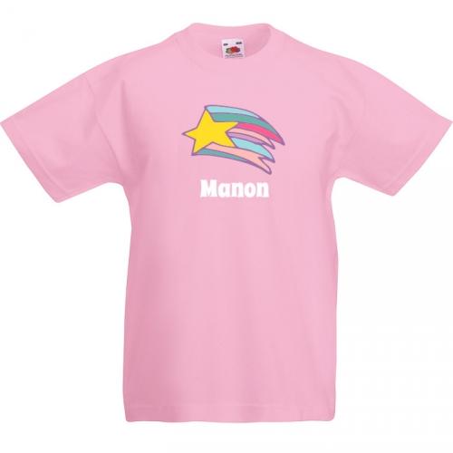 T-shirt à personnaliser - Etoile Filante