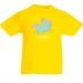 T-shirt à personnaliser - Licorne Bleue. n°1
