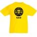 T-shirt à personnaliser - Emblème Pirate. n°1