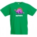 T-shirt à personnaliser - Dino Violet. n°1