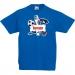 T-shirt à personnaliser - Allez les bleus !. n°1