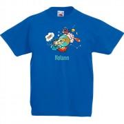 T-shirt à personnaliser - Espace Terre !