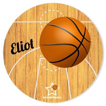 Fotocroc à personnaliser - Basket