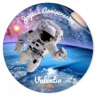 Fotocroc à personnaliser - Astronaute
