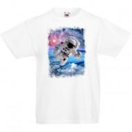 T-shirt à personnaliser - Astronaute