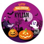 Fotocroc à personnaliser - Happy Halloween