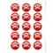 Disques Cupcake à personnaliser - Tête de Mort Pirate images:#0