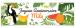Bannière à personnaliser - Tropical Toucan. n°1