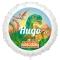 Ballon Dino T-Rex - Gonflé à l'Hélium 55 cm images:#0