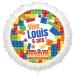 Ballon Block Party - Hélium 55 cm. n°1