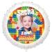 Ballon Photo Block Party - Hélium 55 cm. n°1