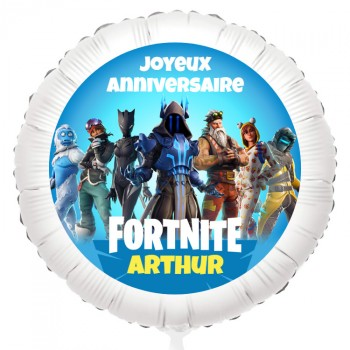 Ballon Fortnite - Hélium 55 cm