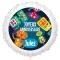 Ballon Robots - Gonflé à l'Hélium 55 cm images:#0