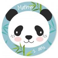 Fotocroc à personnaliser - Panda