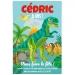 Invitation à personnaliser - Dino T-Rex. n°2
