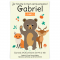 Invitation à personnaliser - Animaux de la Forêt images:#2