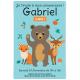Invitation à personnaliser - Animaux de la Forêt Bleu