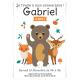 Invitation à personnaliser - Animaux de la Forêt Blanc