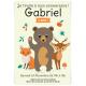Invitation à personnaliser - Animaux de la Forêt Jaune